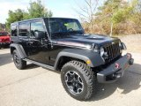 2016 Jeep Wrangler Unlimited Black