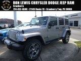2016 Billet Silver Metallic Jeep Wrangler Unlimited Sahara 4x4 #108472200