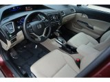 2015 Honda Civic Interiors