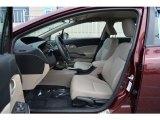 2015 Honda Civic LX Sedan Front Seat