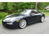 2007 Midnight Blue Metallic Porsche 911 Carrera S Cabriolet #10829147