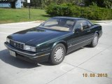 1993 Polo Green Metallic Cadillac Allante Convertible #108472040
