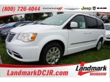 2016 Bright White Chrysler Town & Country Touring #108472232