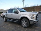 2016 Ford F150 XL SuperCrew 4x4 Data, Info and Specs