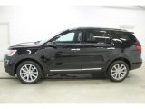 2016 Shadow Black Ford Explorer Limited 4WD #108472000