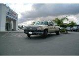 2005 Sandstone Metallic Chevrolet Silverado 3500 LS Crew Cab 4x4 Dually #10842727