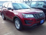 2016 Ruby Red Metallic Tri-Coat Ford Explorer FWD #108506068