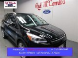 2016 Shadow Black Ford Escape Titanium #108506060