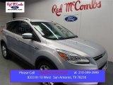 2016 Ingot Silver Metallic Ford Escape Titanium #108506058