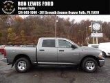 2010 Mineral Gray Metallic Dodge Ram 1500 ST Quad Cab 4x4 #108506106