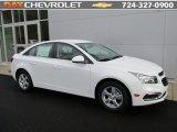2016 Summit White Chevrolet Cruze Limited LT #108505997