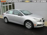 2016 Silver Ice Metallic Chevrolet Cruze Limited LS #108505996