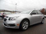 2016 Silver Ice Metallic Chevrolet Cruze Limited LS #108506167