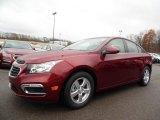 2016 Siren Red Tintcoat Chevrolet Cruze Limited LT #108506166