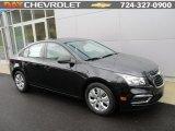 2016 Black Granite Metallic Chevrolet Cruze Limited LS #108505986