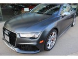 Audi RS 7 2016 Data, Info and Specs
