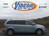 2016 Crystal Blue Pearl Chrysler Town & Country Limited #108537577