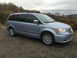 2016 Chrysler Town & Country Crystal Blue Pearl