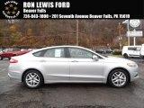 2013 Ingot Silver Metallic Ford Fusion SE #108537452
