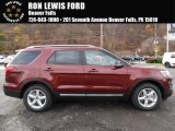 2016 Bronze Fire Metallic Ford Explorer XLT 4WD #108537447