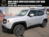 2016 Glacier Metallic Jeep Renegade Latitude 4x4 #108556065