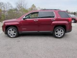 2010 Cardinal Red Metallic Chevrolet Equinox LS #108556132