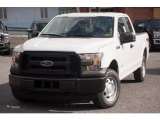 2016 Oxford White Ford F150 XL SuperCab 4x4 #108555996