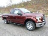 2016 Bronze Fire Ford F150 XLT SuperCab 4x4 #108555983
