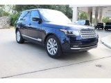 2016 Land Rover Range Rover Loire Blue Metallic