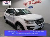2016 Oxford White Ford Explorer FWD #108572580