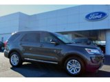 2016 Magnetic Metallic Ford Explorer XLT #108572731