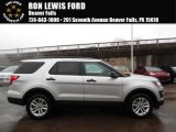 2016 Ingot Silver Metallic Ford Explorer 4WD #108572651