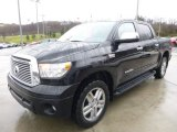 2012 Toyota Tundra Limited CrewMax 4x4 Front 3/4 View