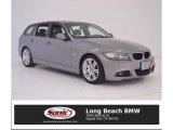2011 Space Gray Metallic BMW 3 Series 328i Sports Wagon #108572785