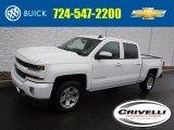 2016 Summit White Chevrolet Silverado 1500 LT Z71 Crew Cab 4x4 #108572828