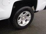 2016 Chevrolet Silverado 1500 LT Z71 Crew Cab 4x4 Wheel