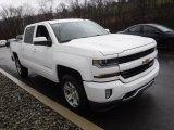 2016 Chevrolet Silverado 1500 Summit White