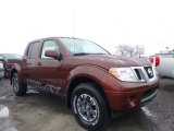 2016 Nissan Frontier Pro-4X Crew Cab 4x4 Data, Info and Specs