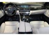 2012 BMW 5 Series Interiors