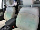 2016 Ford Explorer Platinum 4WD Front Seat