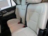 2016 Ford Explorer Platinum 4WD Rear Seat