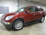 2011 Red Jewel Tintcoat Buick Enclave CXL AWD #108610367