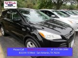 2016 Shadow Black Ford Escape SE #108610022