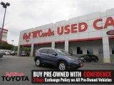 2013 Twilight Blue Metallic Honda CR-V EX-L #108610085