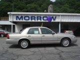 2009 Smokestone Metallic Mercury Grand Marquis LS #10832633