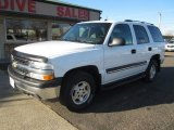 2005 Summit White Chevrolet Tahoe LT 4x4 #108610390