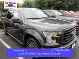 2016 Magnetic Ford F150 XLT SuperCrew #108610032