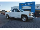 2016 Summit White Chevrolet Silverado 1500 WT Double Cab 4x4 #108610258