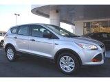 2016 Ingot Silver Metallic Ford Escape S #108610180