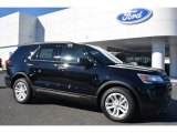 2016 Shadow Black Ford Explorer FWD #108610178